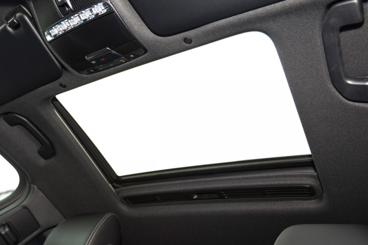 Feature Spotlight: Sliding sunroof