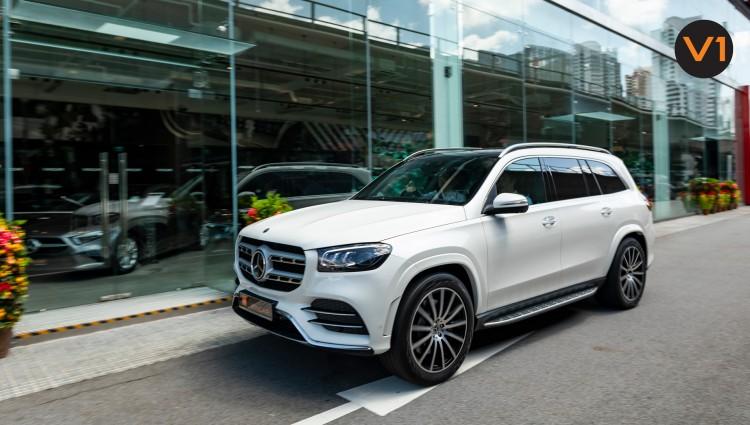 2020 Mercedes-Benz GLS400D AMG Premium Plus - VINCAR Video Thumbnail