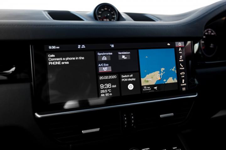 Feature Spotlight: Porsche Communication Management