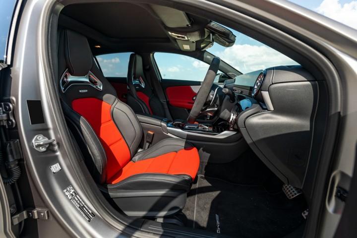 Feature Spotlight: AMG Performance seats