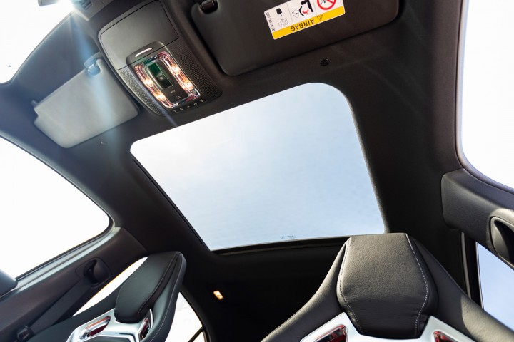 Feature Spotlight: Panoramic sunroof