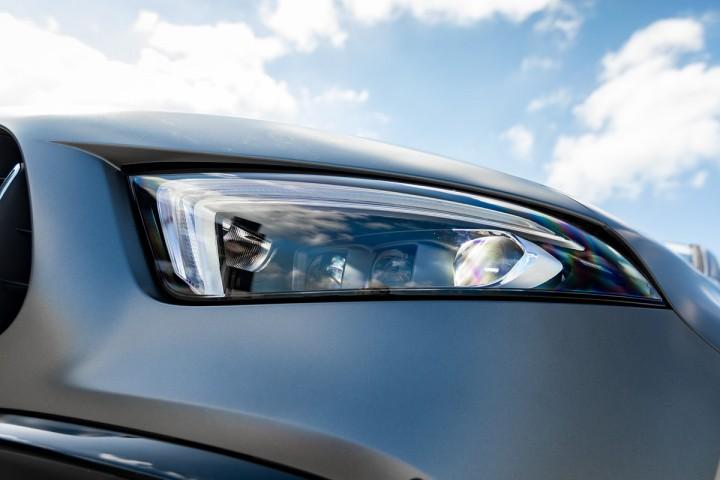 Feature Spotlight: MULTIBEAM LED headlamps with Adaptive Highbeam Assist Plus