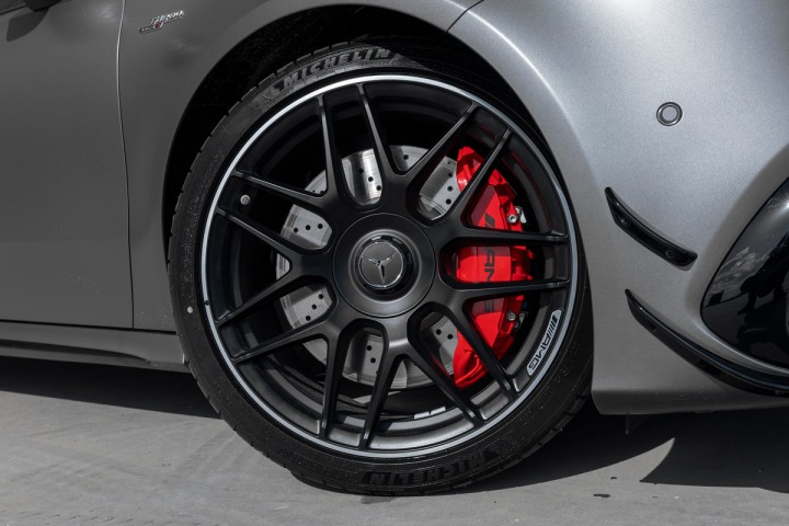 """Feature Spotlight: 19"""" AMG forged alloy wheels"""