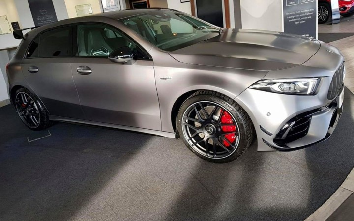 Featured image Mercedes-AMG A45S 4MATIC+