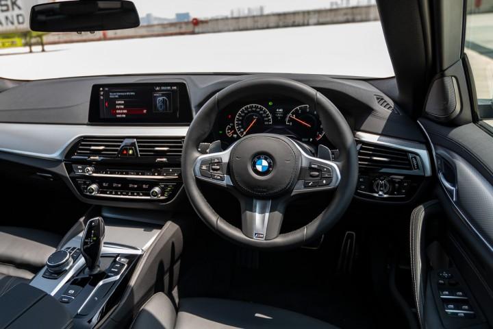 Feature Spotlight: M sport steering wheel