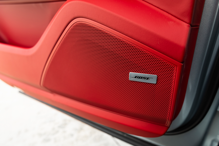 Feature Spotlight: BOSE® Surround Sound-System