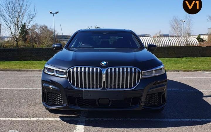 Featured image 2020 BMW 740Li M Sport