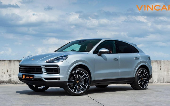Featured image 2020 Porsche Cayenne S Coupe and Cayenne Coupe