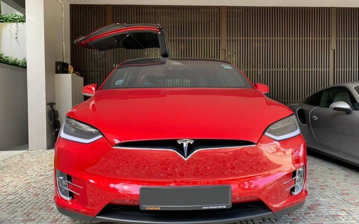 Featured image Tesla Model X Electric 75D