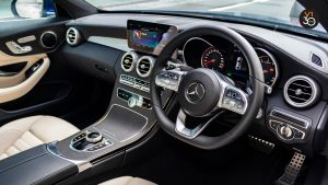 2018 C200 Coupe AMG - Dashboard