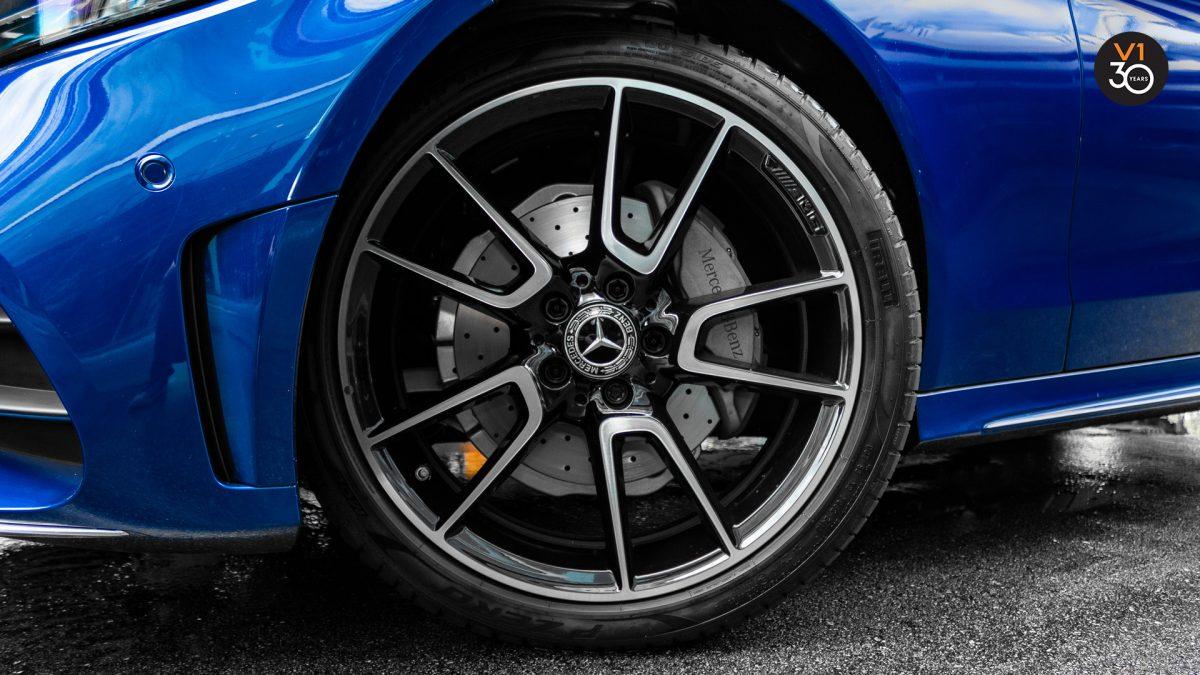 2018 C200 Coupe AMG - Steering Wheel