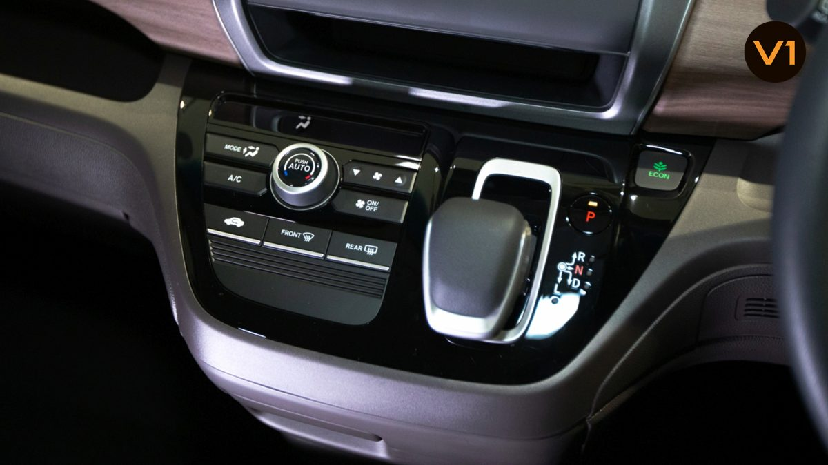 2020 Honda Freed 1.5G Hybrid Sensing (FL2020) - Console