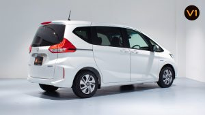 2020 Honda Freed 1.5G Hybrid Sensing (FL2020) - Rear Side Profile