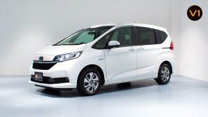 2020 Honda Freed 1.5G Hybrid Sensing (FL2020) - Side Profile