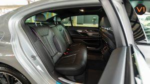 BMW 740LI M Sport Saloon - Backseat Speaker