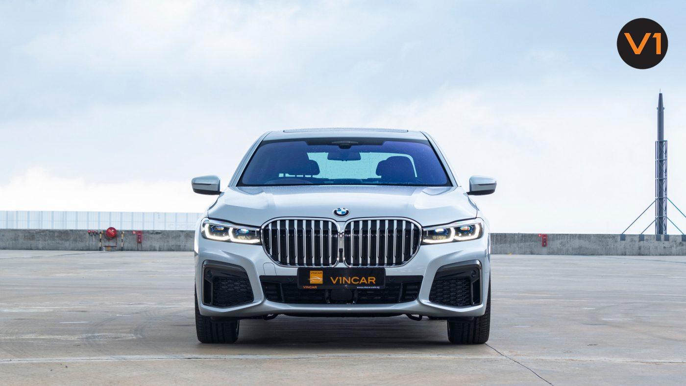 BMW 740LI M Sport Saloon - Front