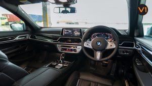 BMW 740LI M Sport Saloon - Interior Dash