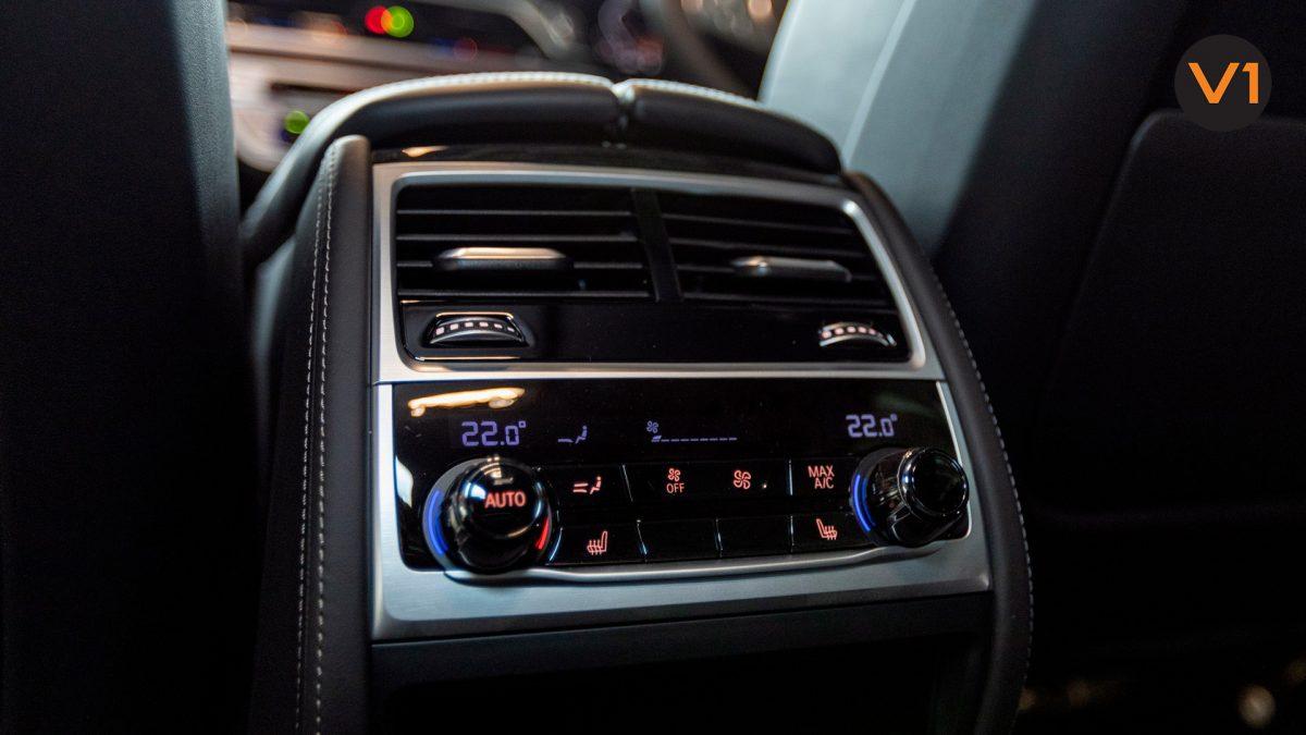 BMW 740LI M Sport Saloon - Rear AC