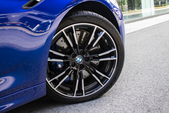 BMW M5 Saloon Competition - Alloy Wheels