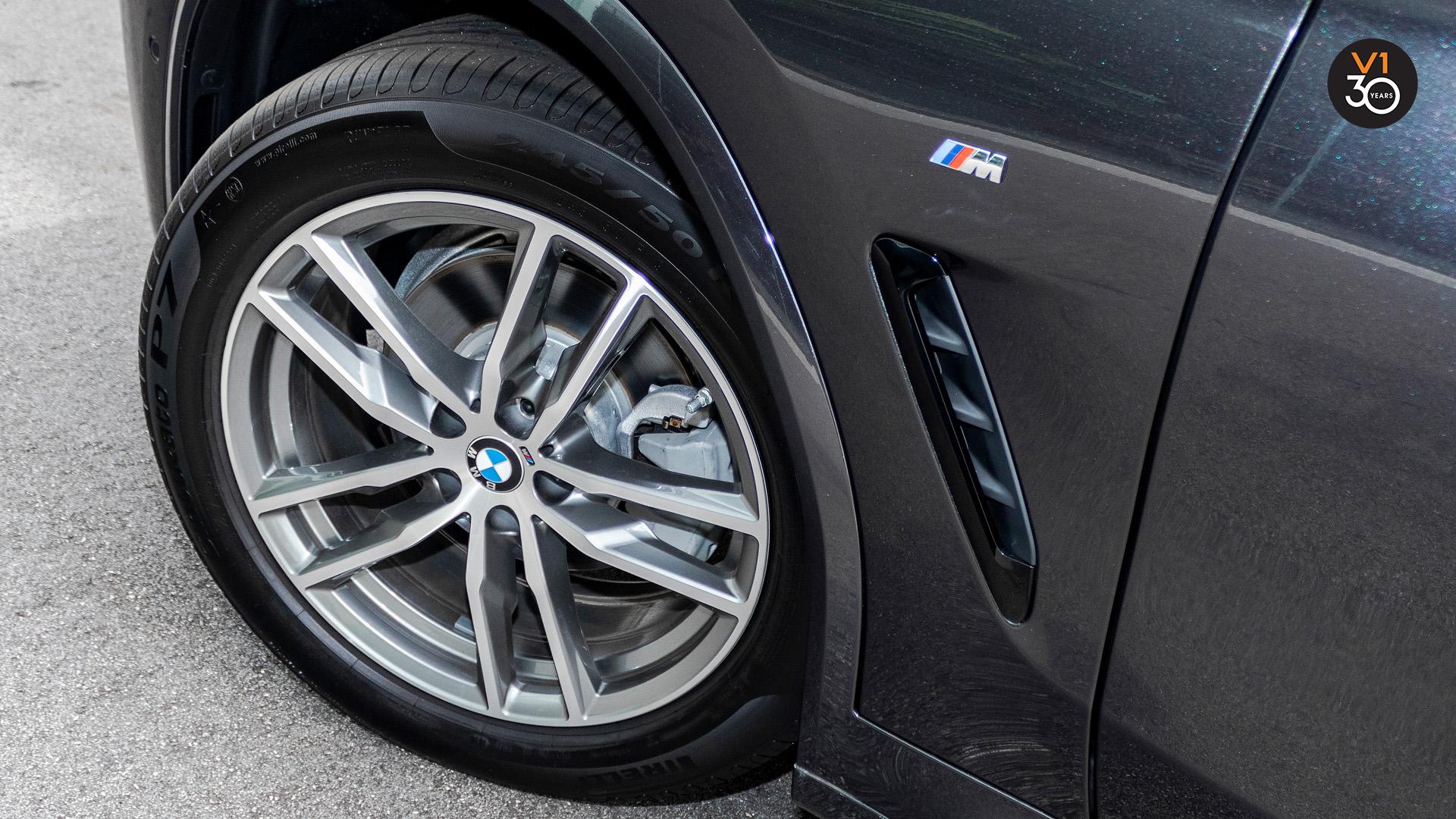 BMW X3 XDrive 2.0I M Sport - Wheels