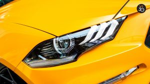 Ford Mustang 2.3 Ecoboost Fastback - Headlamp