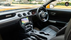 Ford Mustang 2.3 Ecoboost Fastback - Interior Dash