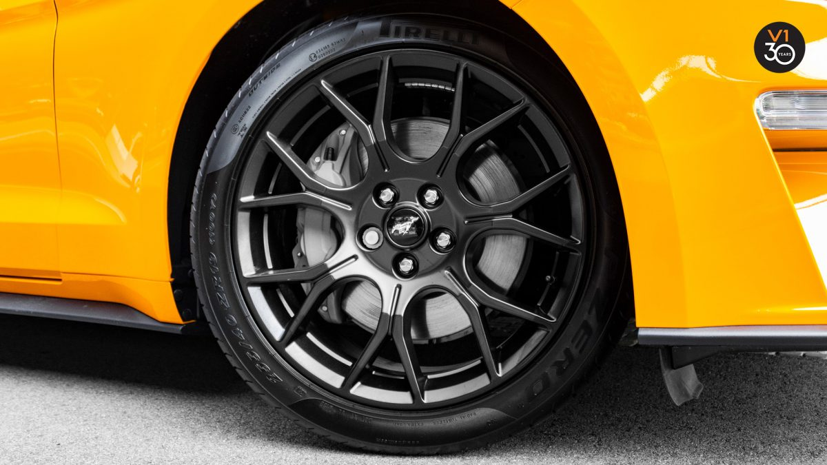 Ford Mustang 2.3 Ecoboost Fastback - Sport Wheels