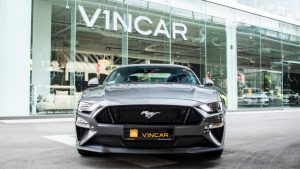 Ford Mustang 5.0 V8 GT Fastback - Front direct