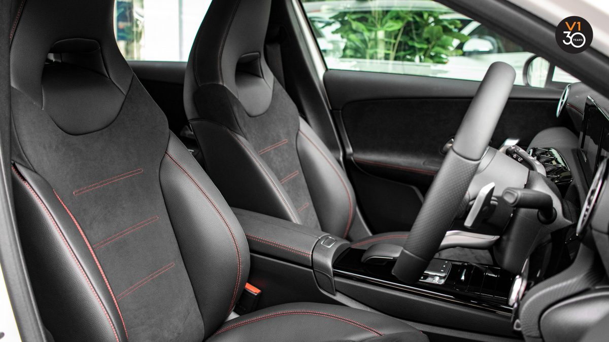 Mercedes A200 AMG Line - Driver Seat