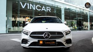 Mercedes A200 AMG Line - Front