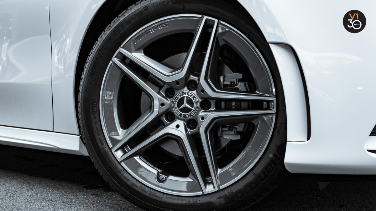 Mercedes A200 AMG Line - Wheels