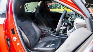 Mercedes A200 AMG Premium Plus - Driver Seat