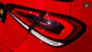 Mercedes A200 AMG Premium Plus - Rear Light