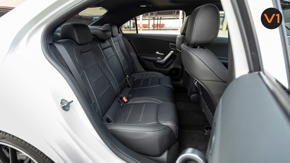 Mercedes A35 Saloon 4Matic Premium Plus - Back Seats