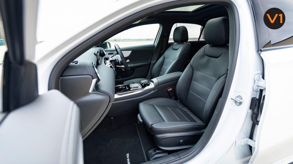 Mercedes A35 Saloon 4Matic Premium Plus - Driver Seat