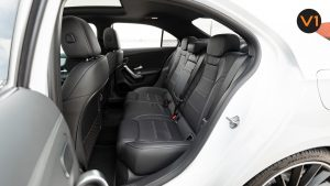 Mercedes A35 Saloon 4Matic Premium Plus - Passenger Seat