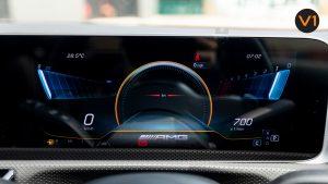 Mercedes A35 Saloon 4Matic Premium Plus - Touchscreen Display
