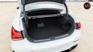 Mercedes A35 Saloon 4Matic Premium Plus - Trunk