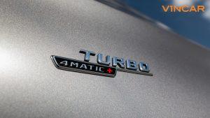 Mercedes A45 S 4MATIC+ Plus AMG - 4MATIC+ Badge