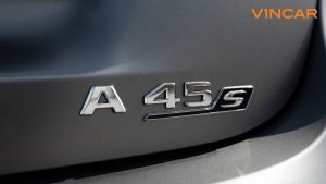 Mercedes A45 S 4MATIC+ Plus AMG - A 45 S Badge