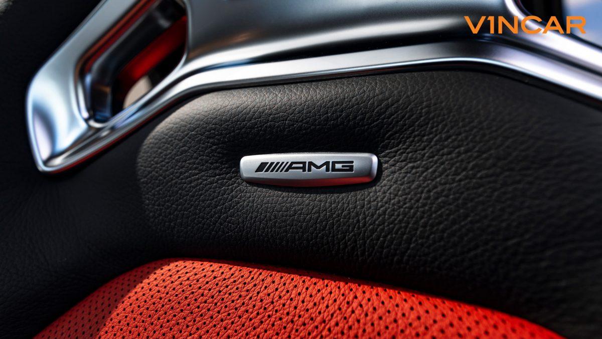 Mercedes A45 S 4MATIC+ Plus AMG - AMG Badge