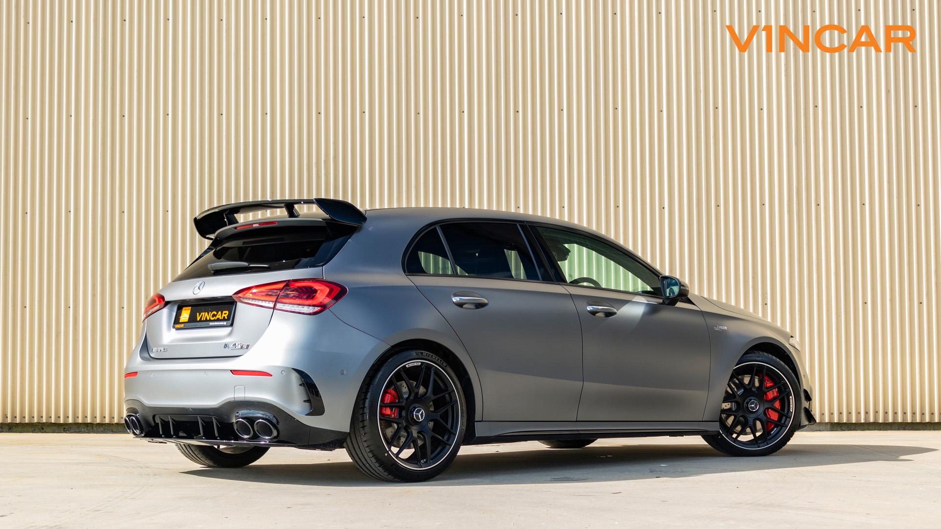Mercedes-Benz A45 S 4MATIC+ Plus AMG | Performance Hatchback