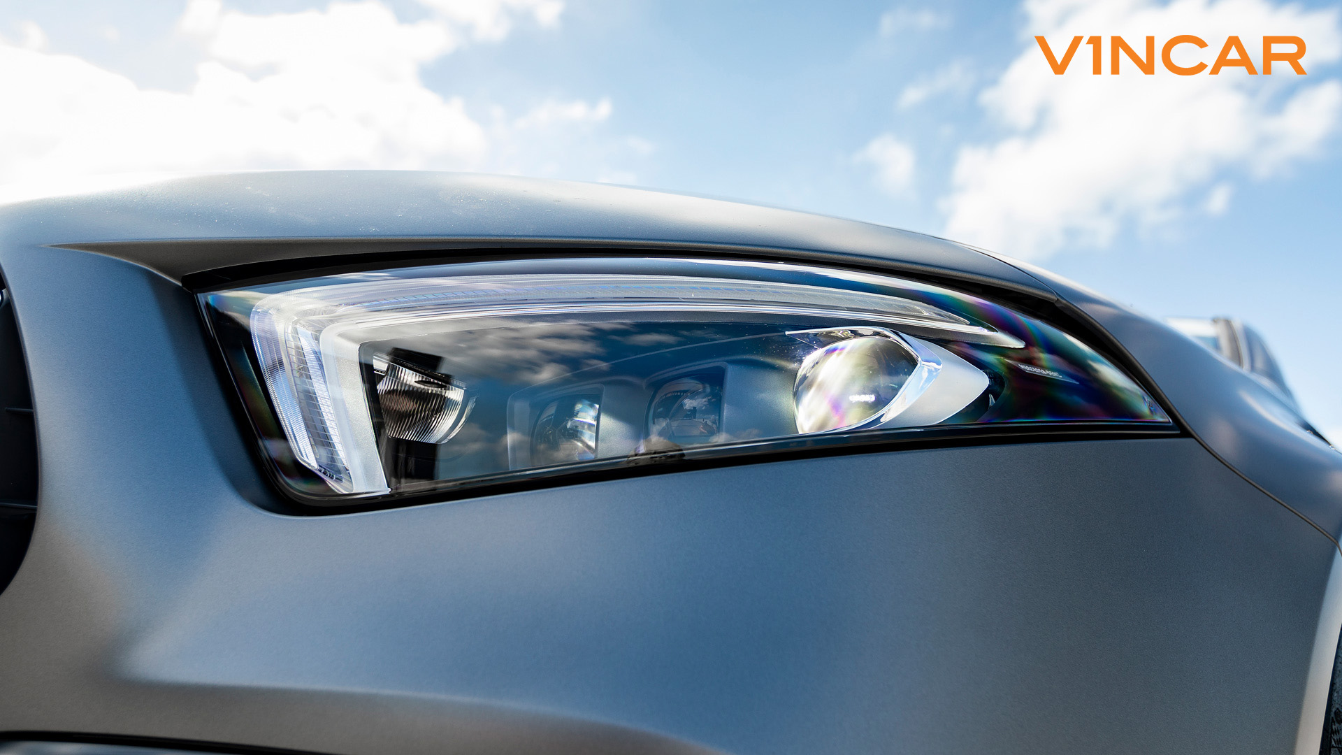Mercedes A45 S 4MATIC+ Plus AMG - Headlamp