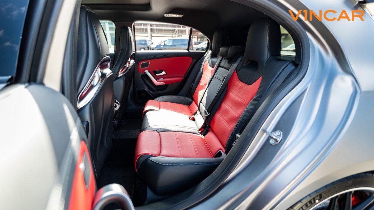 Mercedes A45 S 4MATIC+ Plus AMG - Passenger Seat