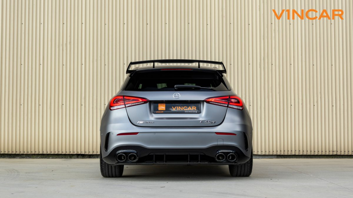 Mercedes A45 S 4MATIC+ Plus AMG - Rear Direct