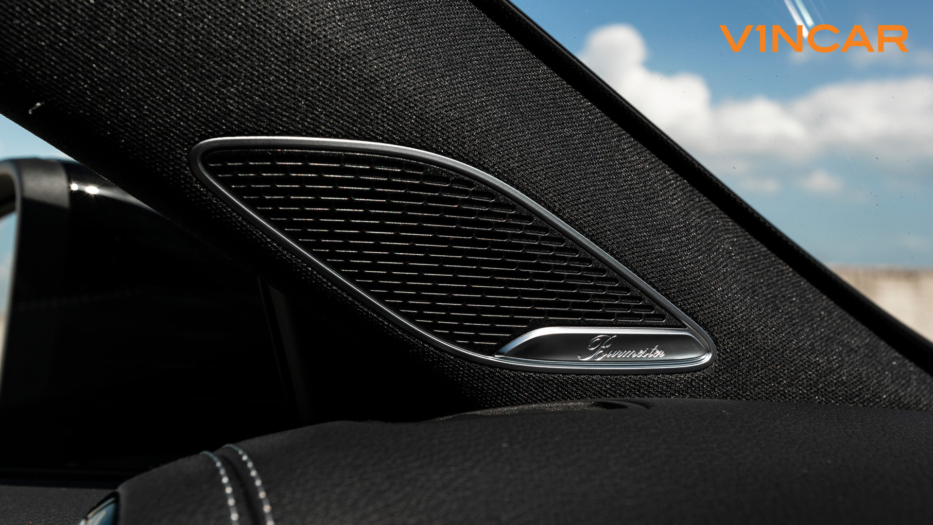 Mercedes A45 S 4MATIC+ Plus AMG - Speakers