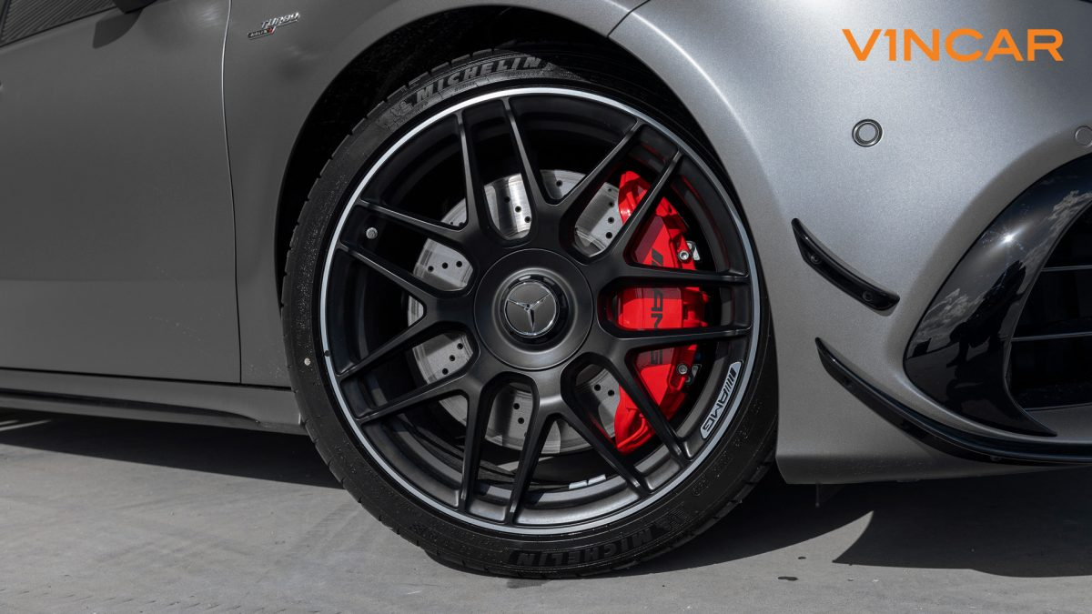 Mercedes A45 S 4MATIC+ Plus AMG - Wheels