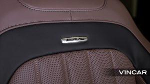 Mercedes-AMG G63 - AMG Badge