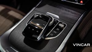 Mercedes-AMG G63 - Center Console Touchpad with Controller