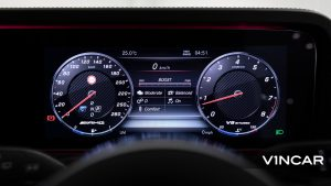 Mercedes-AMG G63 - Digital Gauge